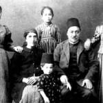Kurkdjian family from Kharpert - 1902