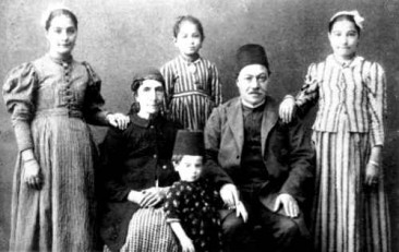 Kurkdjian family from Kharpert – 1902