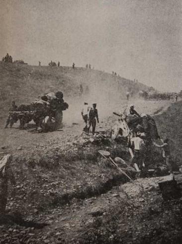 Exodus from Vaspurakan – 1915