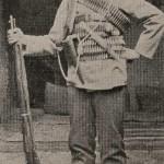 Fedayee Krikor nicknamed the Bulgarian