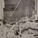 Sewing workshop in Van
