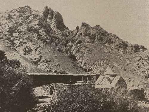 Surp Krikor monastery in Salnabad