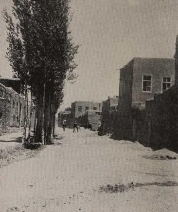 Tukhmanug street of Van