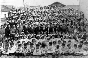 Armenian School of Sao Paulo – Brasil 1945