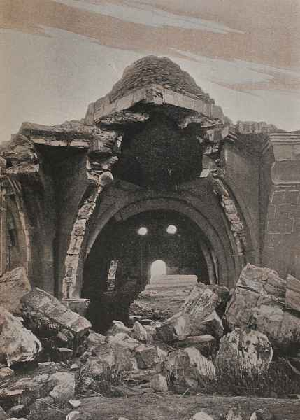 Ani – Portal of the Church of the Apostles