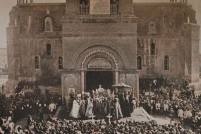 Etchmiadzin – Consecration of the Catholicos