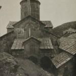 Saint Saba Church from the West