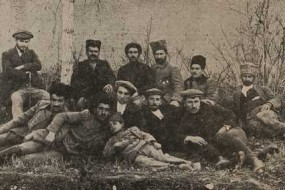 Group of Armenians in Van