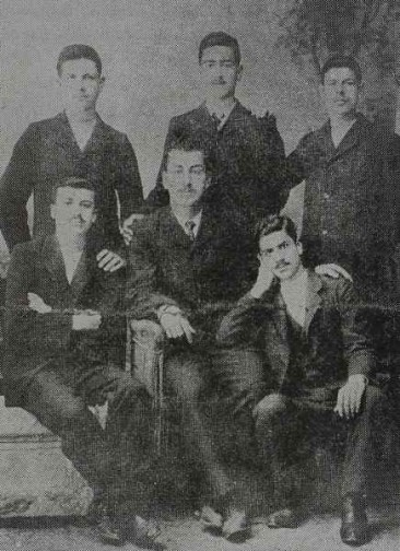 Armenian students – Trapizon in the 1900s