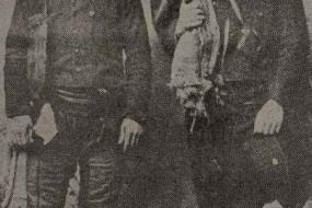 Missak Kasparian Khachig Aslanian – Trapizon 1895