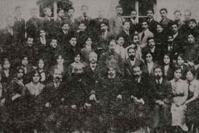 Pontic Armenians assembly – Trapizon 1913