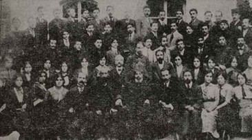 Pontic Armenians assembly – Trapizon 1913