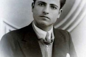 Young Armenian in Paris, February 1932