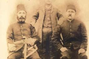 Hovhannes Tutelian, Setrag Momjian, Krikor agha Arslanian – Malatia 1895