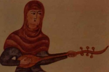 Armenian Saz