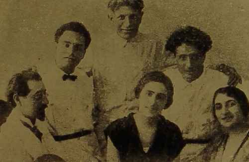 Tigranian, Babalian, Martirossian, Talian, Melikian, Zakarian