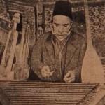 Harutiun Tcholakian in Zeytun - 1913
