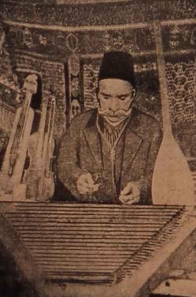 Harutiun Tcholakian in Zeytun – 1913