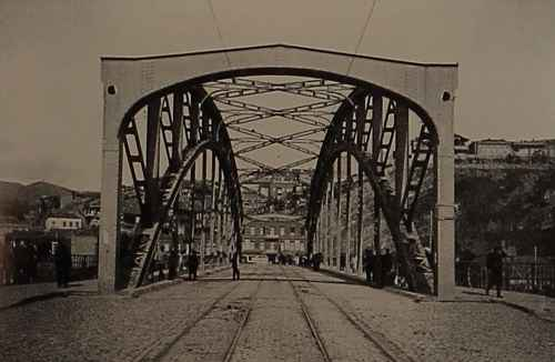 Mukhrani Bridge – Tiflis 1911