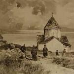 Sevanavank monastery 1892
