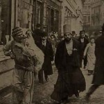 Street in Constantinople 1913