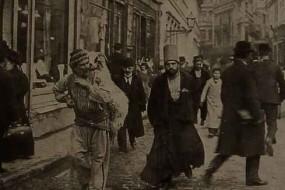 Street in Constantinople – 1913
