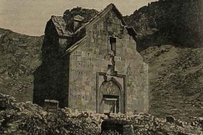 The Holy Mother Church of Areni