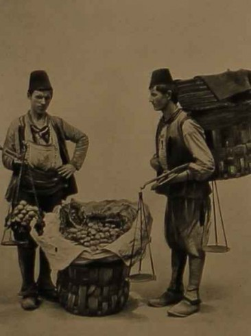 Fruit merchants