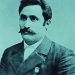 Vagharshag Baghdassarian nicknamed Gaidzag