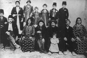 Soukiassian family from Malatia