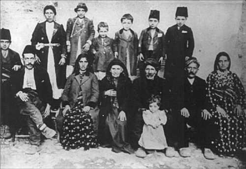 Soukiassian family from Malatia