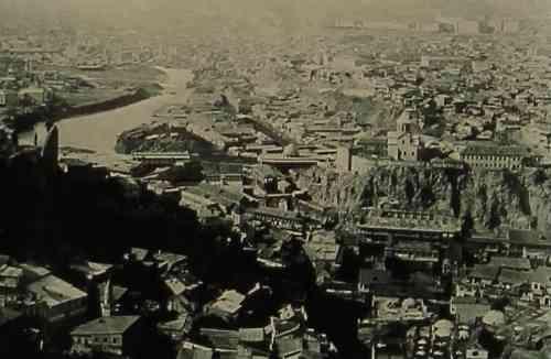 General view of Tiflis