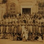 Armenian orphans in Jerusalem