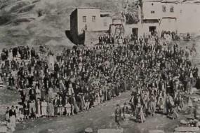Ceremony in Hussenig