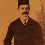 Antranig Charqjian from Adapazar