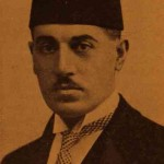 Aram Anlian was born in Tigranakert