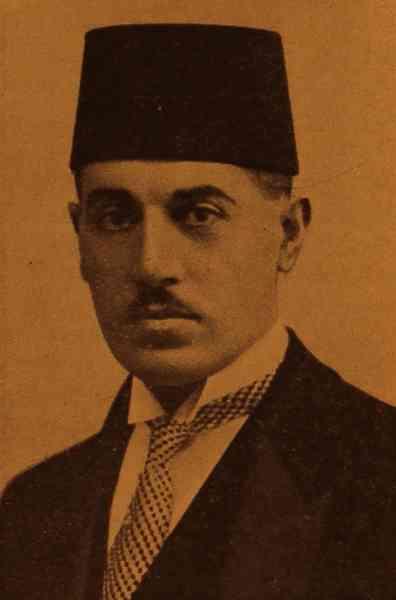 Aram Anlian was born in Tigranakert
