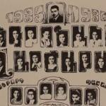 Getronagan first mixed-gender class - 1936