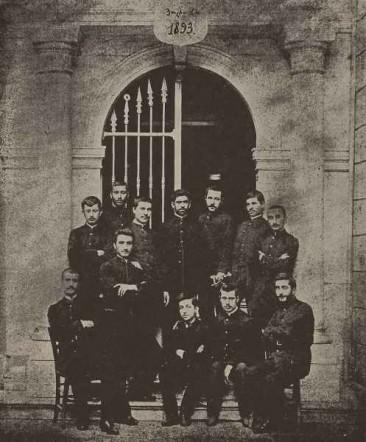 Getronagan group – 1893