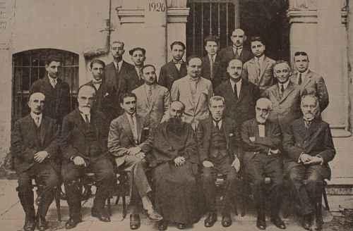 Getronagan group – 1926