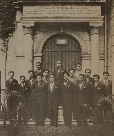 Getronagan group – 1932