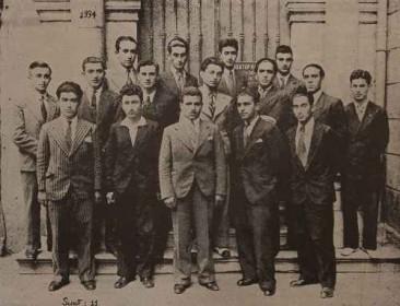 Getronagan group – 1934