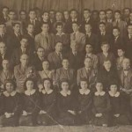 Getronagan Students and teachers of 1944-1945