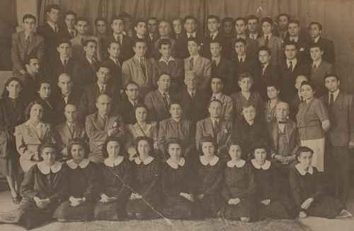 Getronagan group – 1945