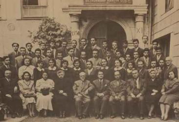 Getronagan group – 1950