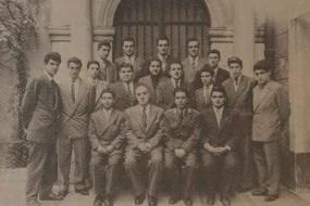 Getronagan group – 1955