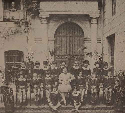 Getronagan pupils – 1931