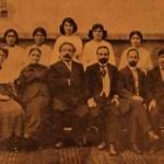 Girl students - Adapazar 1912