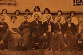 Girl students – Adapazar 1912