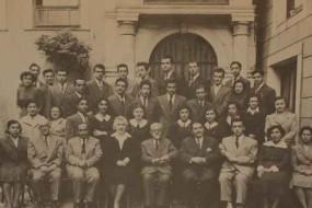 Graduates from the Getronagan